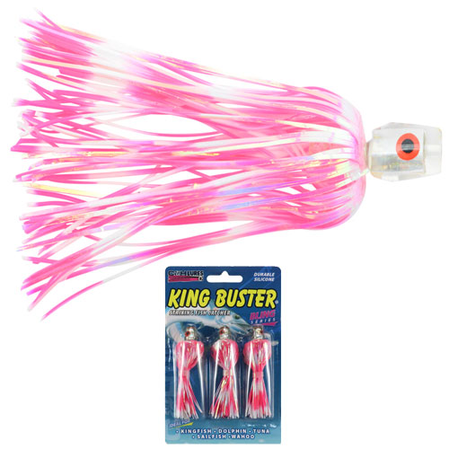 C&H King Buster Bling Series 3 Pack (Pink/White)