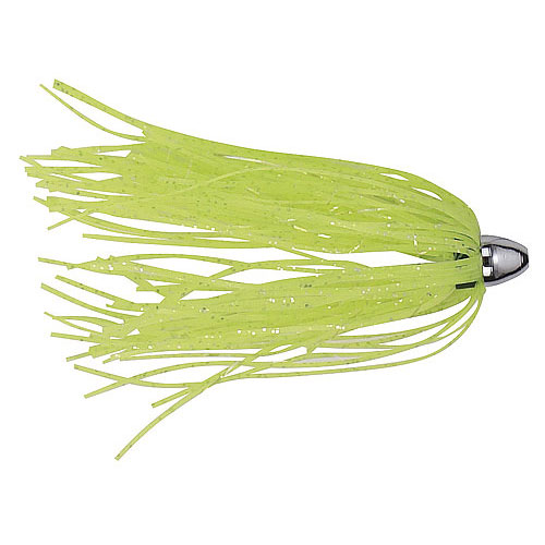 Dave Workman Jr. Pro Series Duster - Chartreuse/Sil Spec/Mylar
