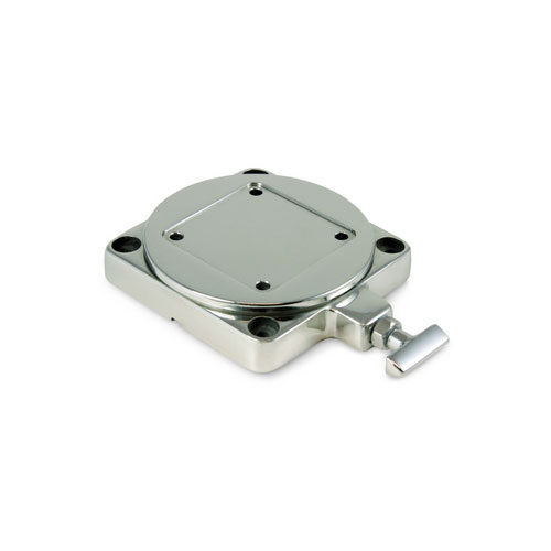 Cannon Stainless Steel Low-Profile Swivel Base (#1903002)